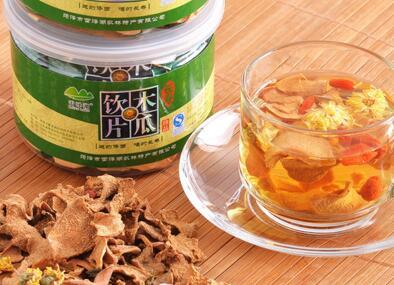 20160121《中国原产递》:木瓜饮片