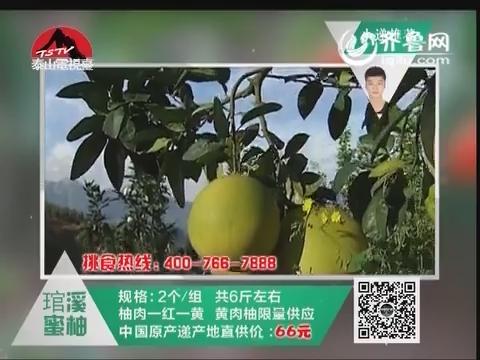 20160206《中国原产递》:琯溪蜜柚