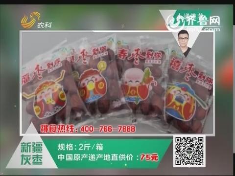 20160214《中国原产递》:新疆灰枣