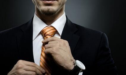 超实用系领带教程