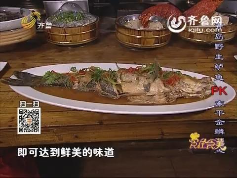 美食斗双城:青岛野生鲈鱼PK东平金鳞鲤鱼