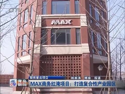 【聚焦重点项目】MAX商务红湾项目:打造复合性产业园区
