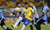 巴西2—2平乌拉圭 国安外援破门 苏神建功