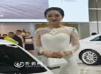 2016烟台春季车展启幕 豪车美女云集