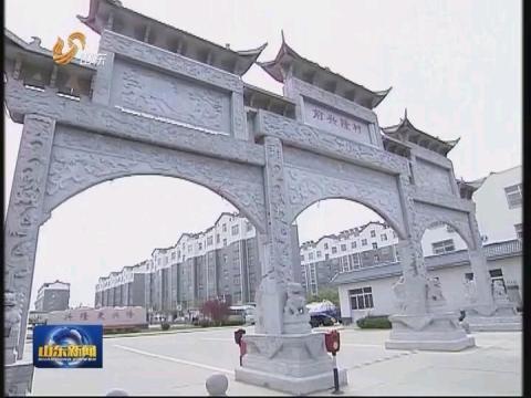 杨东奇到泰安调研指导农村基层党建工作