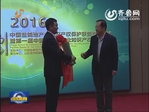 首届中国盐碱地产业知识产权论坛在潍坊举行