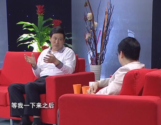 著名肿瘤专家王振国《奋斗》