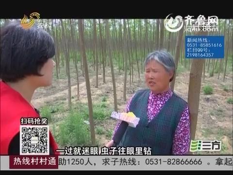 【三方帮您办】菏泽:鸡粪场建在村头惹众怒 执法人员进行现场拆除
