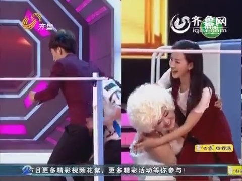 乡音对对碰:樊少华 李林林舞台献唱《乡音有缘人》