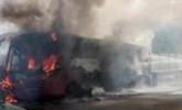 福银高速客车着火致8死5伤 系劫持纵火案件