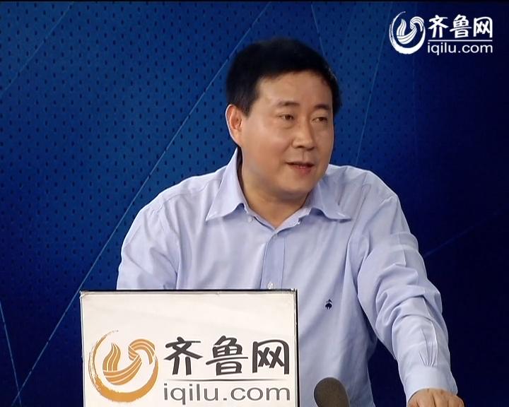 """舜耕讲堂:唐洲雁解读""""两学一做""""学什么 怎么做"""