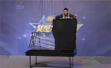 大明星:李鑫进军魔术界 突发状况不断