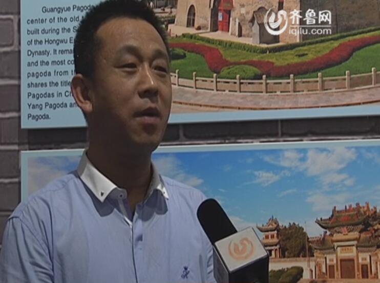 中国运河文化博物馆馆长陈清义