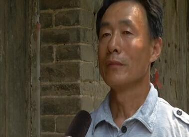 阳谷县七级镇居民邱召忠讲述运河老街的故事