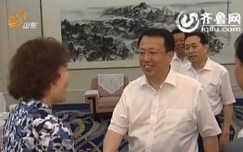 赵志全先进事迹报告会在济南举行