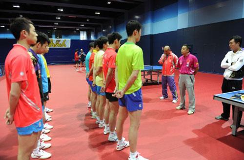 听完刘国梁训话队员,你就知道中国乒乓为何能够长盛不衰了!