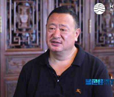 专访:蓬莱八仙过海旅游有限公司董事长李海锋