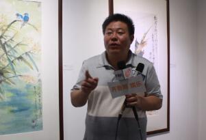 独家专访郭晓图:最好的艺术取自自然界规律