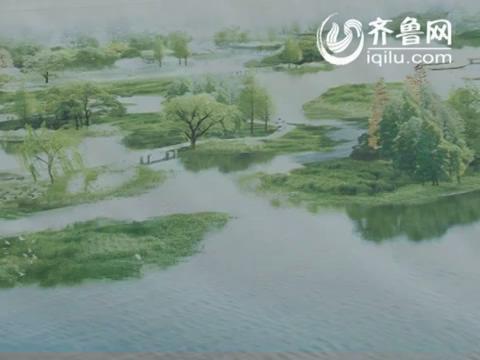 中国最大平原湿地魅力初显 齐河黄河水乡湿地引人入胜
