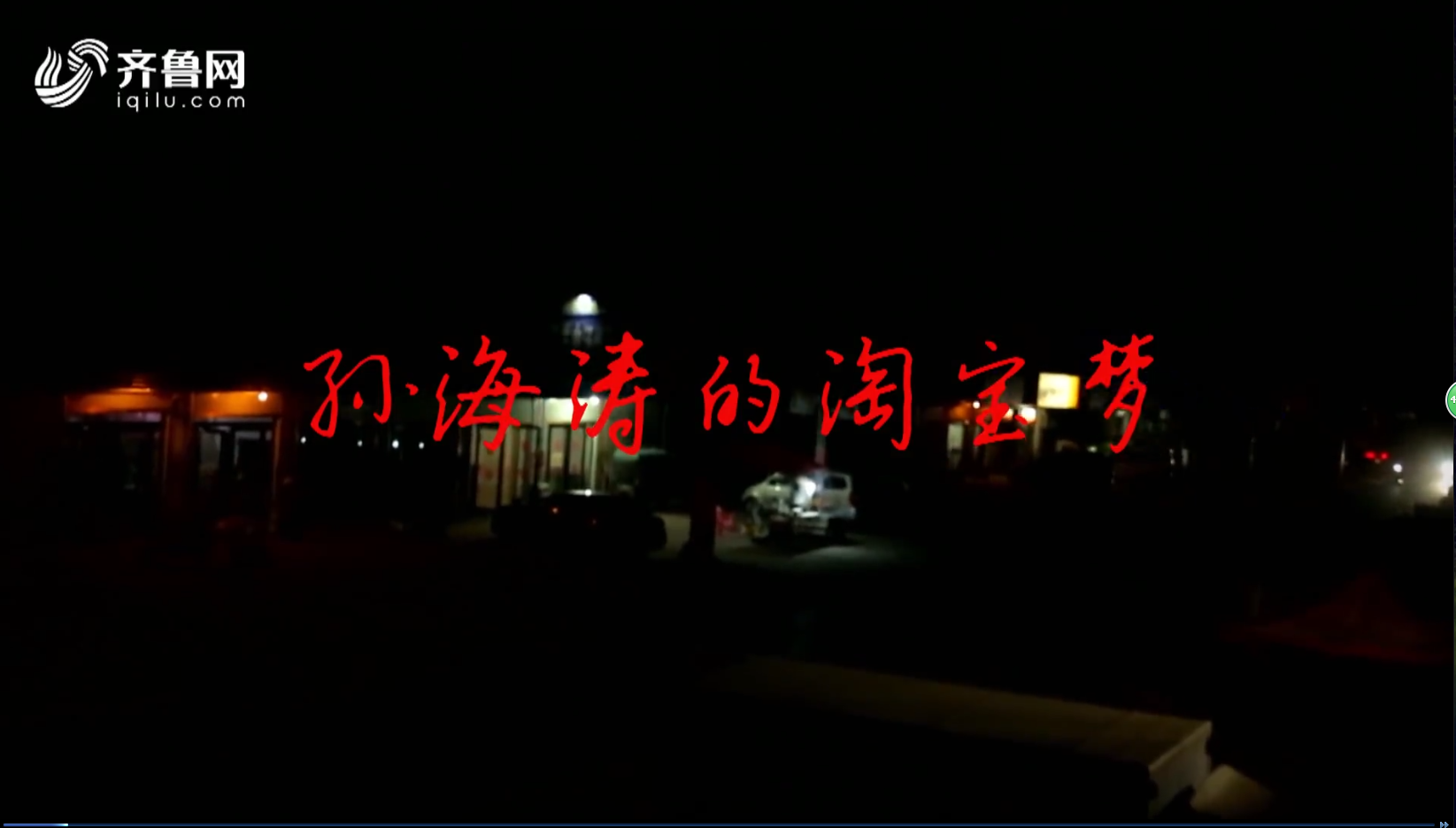 孙海涛的淘宝梦