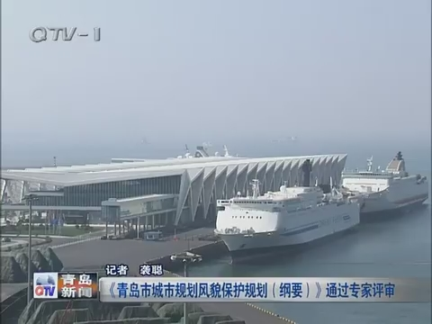 《青岛市城市规划风貌保护规划(纲要)》通过专家评审