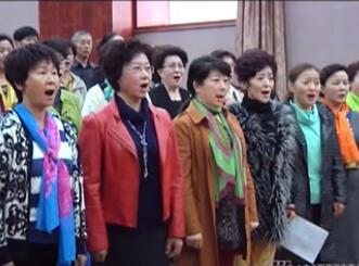 20161107《幸福合唱团》:烟台合唱团队伍风采