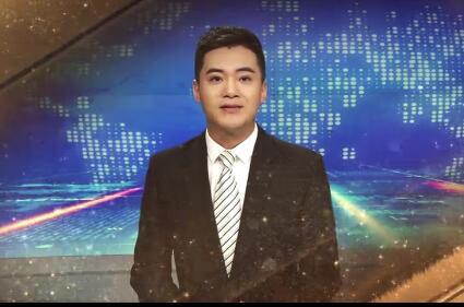 山东广播电视台主播名嘴恭贺西王集团三十周年庆