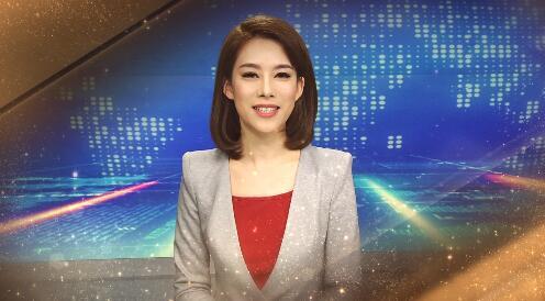 山东广播电视台主播名嘴恭祝山东网络台西王频道上线