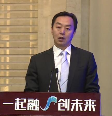 西王集团执行总裁王红雨在山东广播电视台融媒体资讯中心恳谈尊享会上讲话