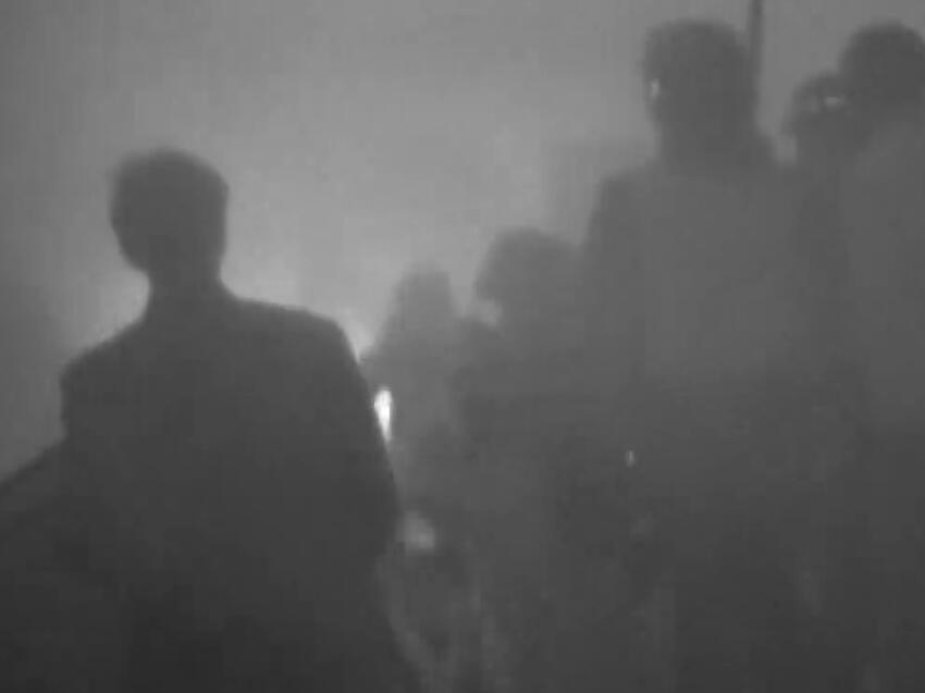 滨州无棣12.2劫持人质事件强攻现场曝光