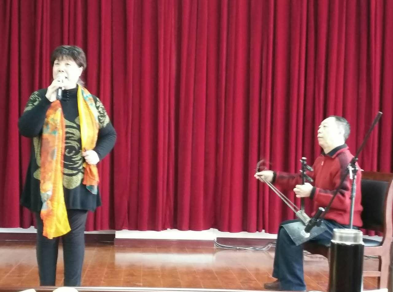 山东广电老干部合唱团迎新年联欢会节目选编