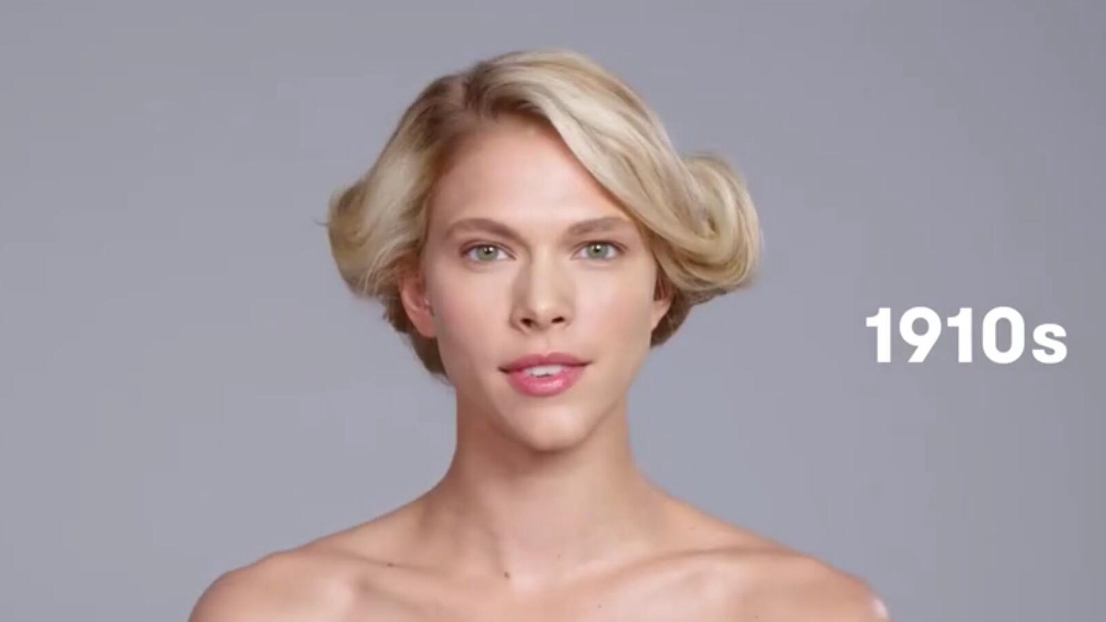 百年之美:瑞典女性百年的妆容演变史
