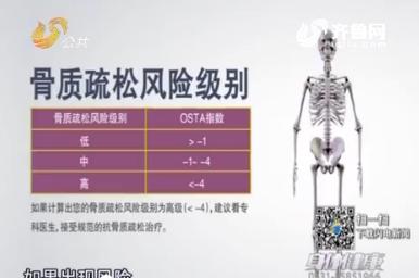 20170117《身体健康》:老人身高变矮之谜(下)