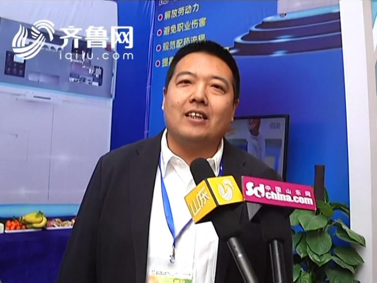 青岛安之卓医疗总经理李之硕专访