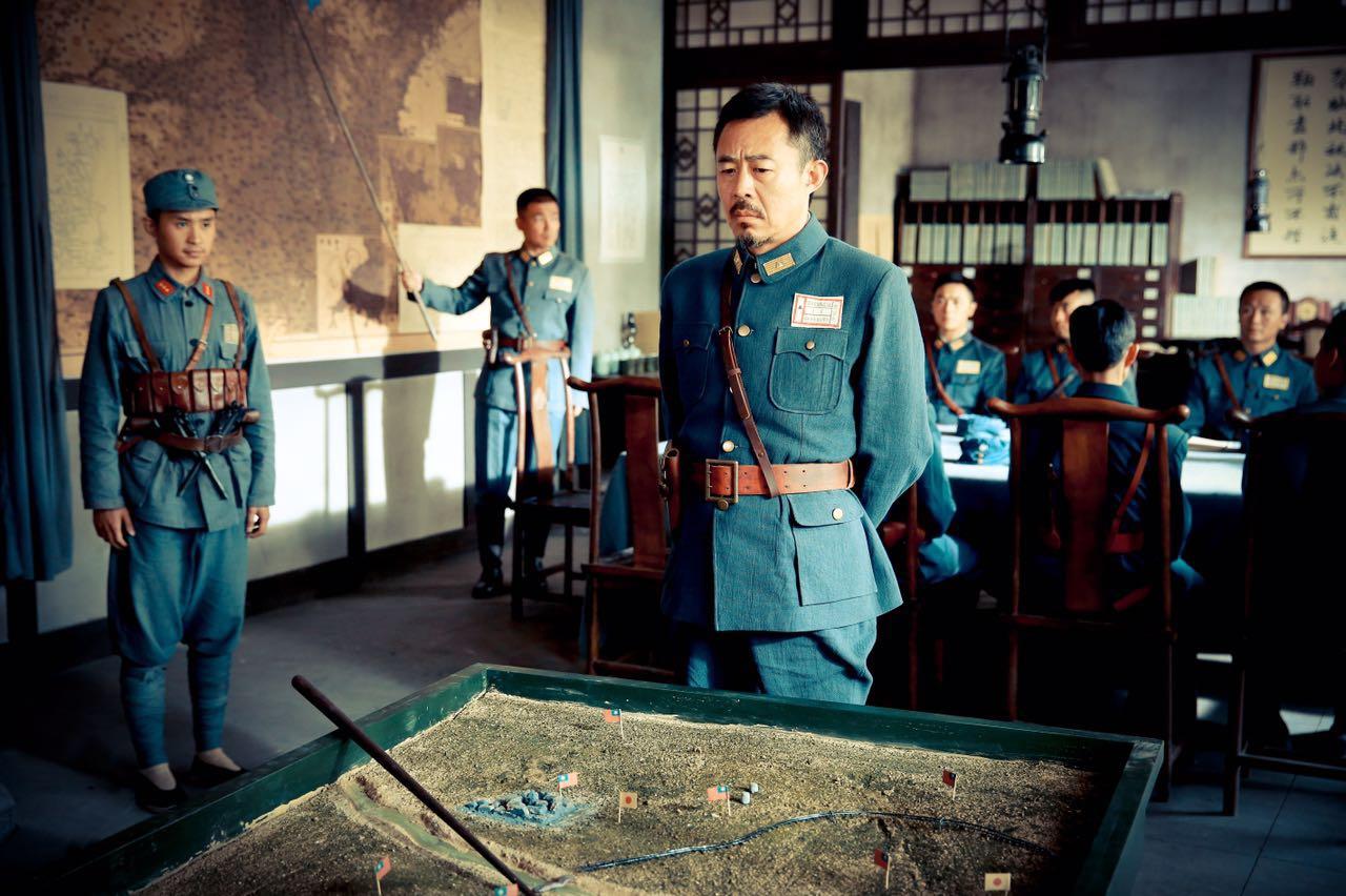 聊城首部抗战大戏《铁血将军》8分钟精彩片花曝光