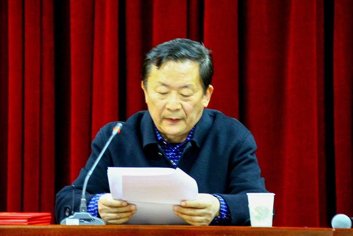 山东省老新闻工作者协会二届五次常务理事会《视频》纪实