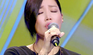 Alin《超强音浪》即兴演唱阿美族民歌