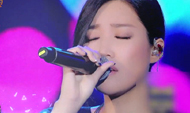Alin秀超凡唱功 动人情歌唱哭观众
