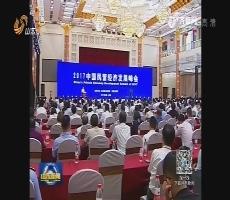 2017中国民营经济发展峰会在济南举办