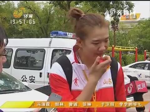 体育频道记者对天津全运会采访感受