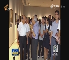大都美术馆油画藏品展在济南开展