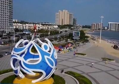 海阳:仙境海岸百个村庄的美丽蝶变
