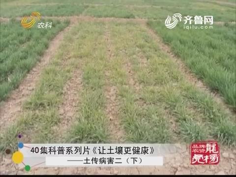 20170925《品牌农资龙虎榜》40集科普系列片《让土壤更健康》——土传病害二(下)
