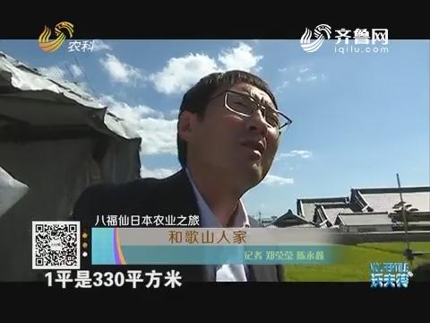 八福仙日本农业之旅 和歌山人家