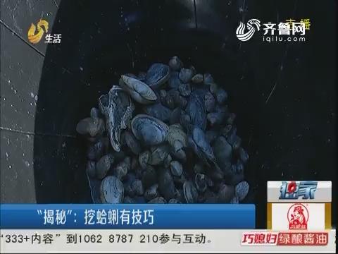 青岛:帮办带您 赶海挖海鲜