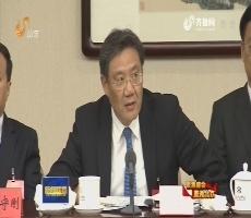 王文涛参加党的十九大山东代表团讨论