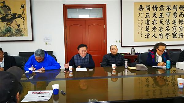 跟着党中央走进新时代:刘学德会长在省老新协学习十九大精神讲话(视频)