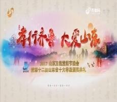 2017山东卫视重阳节晚会暨第十二届山东省十大孝星颁奖典礼