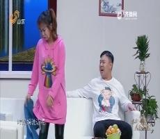 邵峰、张瑞雪表演小品《妈妈去哪了》