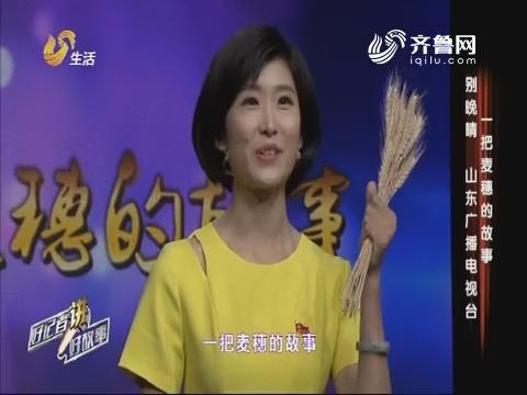 《一把麦穗的故事》——别晚晴 山东广播电视台